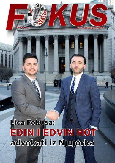Lica Fokusa: Edin i Edvin Hot
