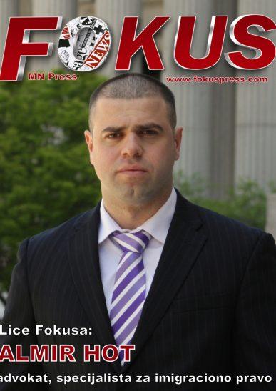 Almir Hot, advokat iz Njujorka