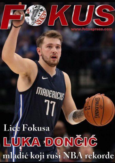 Luka Dončić, mladić koji ruši NBA rekorde