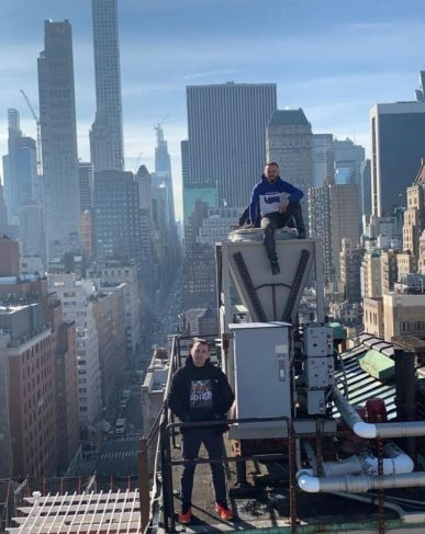 Osvjetljavaju Njujork