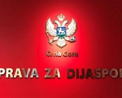 Formirana Komisija za sprovođenje postupka dodjele nagrada pripadnicima dijaspore-iseljenicima i organizacijama dijaspore-iseljenika