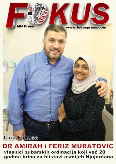 Lica Fokusa: Dr Amirah i Feriz Muratović