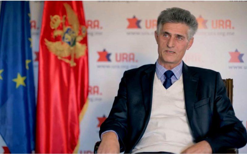Šerbo Rastoder: Crna Gora je najjača kada je gaze i najslabija kada je lopovi paze