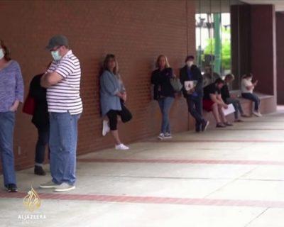 Mnogi Amerikanci dobijaju novčanu pomoć i ne žele da se vrate na tržište rada (VIDEO)