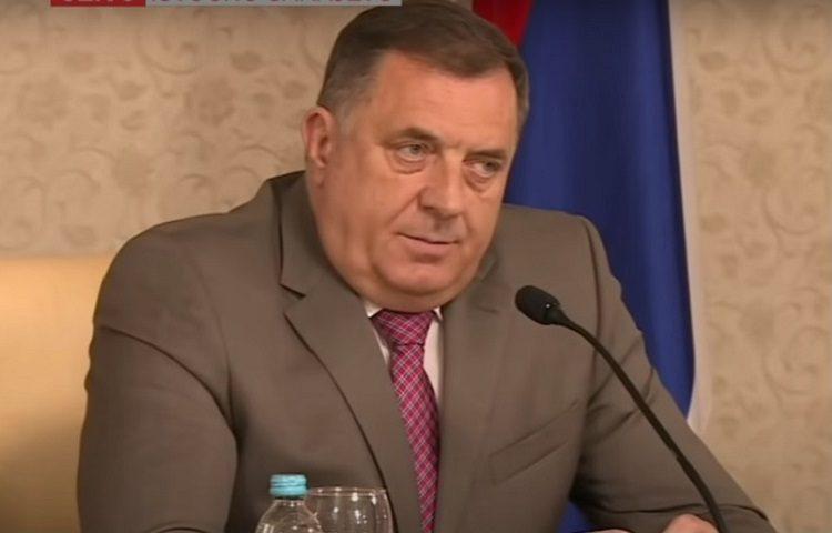 """Haos u BiH: Dodik se prijavio policiji, otvorena telefonska linija za građane: """"Ako trebate zaštitu…"""""""