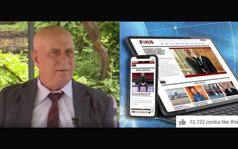 Da pukneš od smijeha: Predsjednik BSCG, udruženja koje broji 4-5 članova, pozvao na bojkot Fokusa