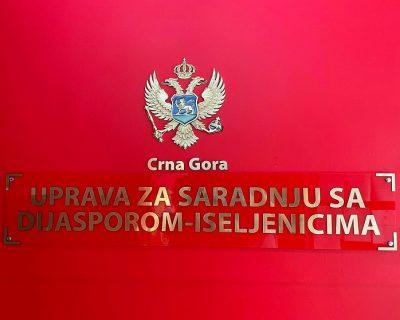 Đukanović: Sa gnušanjem odbacujem tvrdnju Hadžića da sam prvobitno prihvatio nagradu Uprave za saradnju sa dijasporom