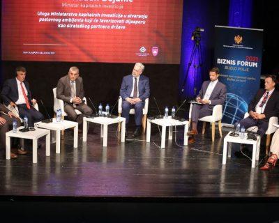 Biznis forum okupio veliki broj privrednika iz države i dijaspore: Evropski put je najbolji put za preporod CG
