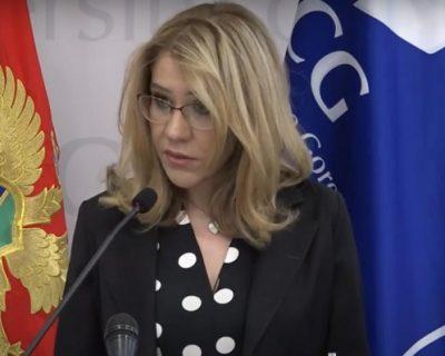 Ministarka Vesna Bratić hospitalizovana u Bugarskoj