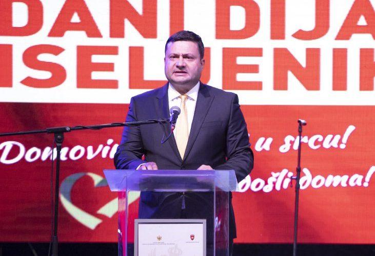 Smolović: Osjetljivi smo na svaki pokušaj potcjenjivanja dijaspore i uskraćivanja prava, svaki pokušaj naići će na osudu javnosti (VIDEO)