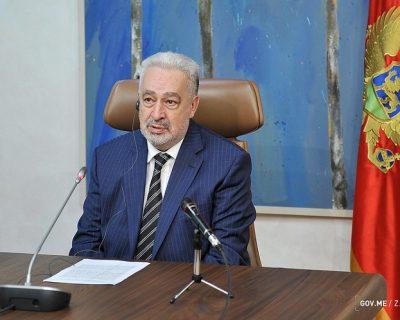 Krivokapić: Rekonstruisana Vlada imaće tri potpredsjednika, neki resori će biti podijeljeni