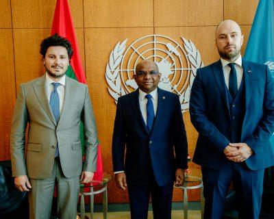 Radulović: Vlada posvećena temeljnim vrijednostima UN, poštovanju Povelje i međunarodnih obaveza